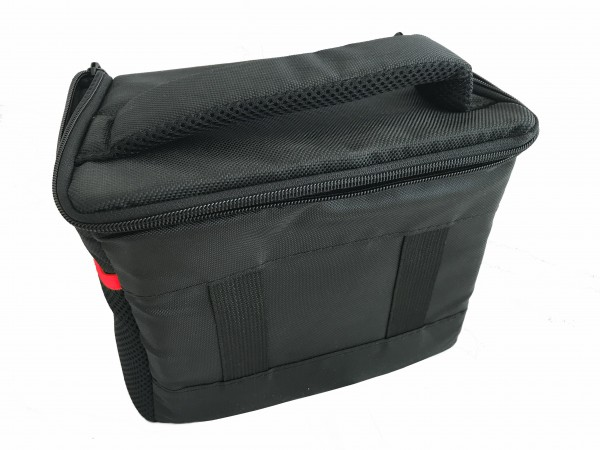 Tasche schwarz rot f. Samsung ST5000